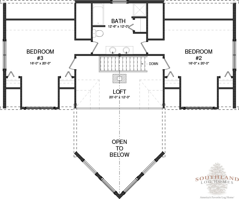 Adirondack Homes Floor Plans Home Plan