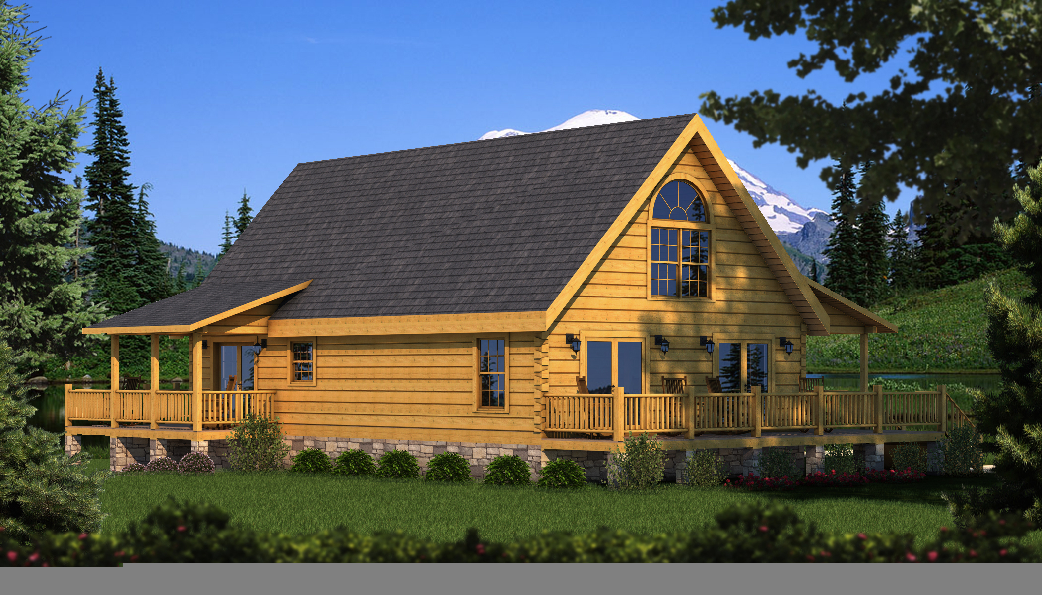 Berkshire plans information southland log homes Southland log homes
