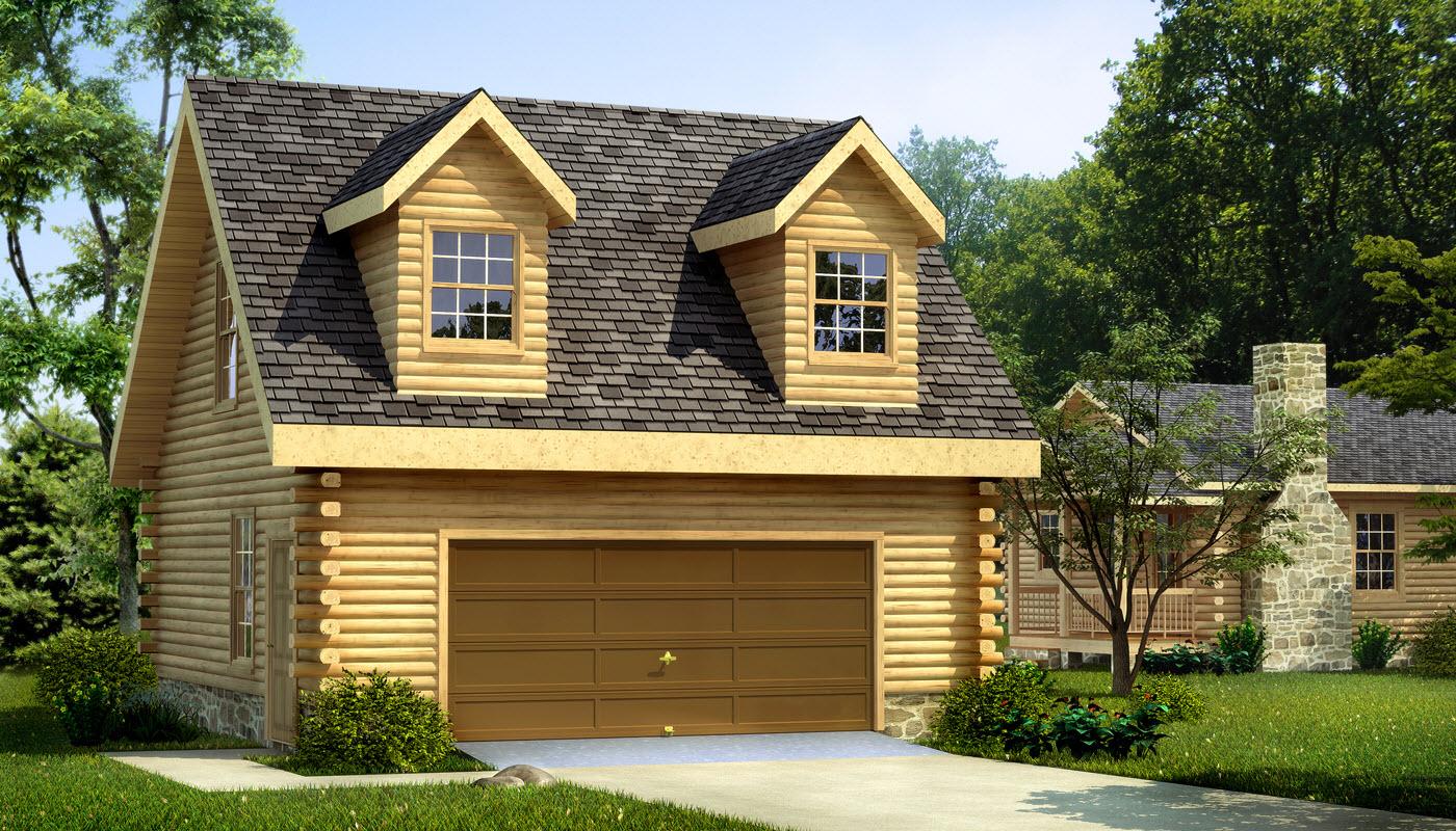 Chilton I Main Photo - Southland Log Homes