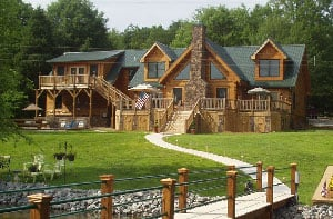 Log cabin kits price estimator southland log homes for Log home cost estimator