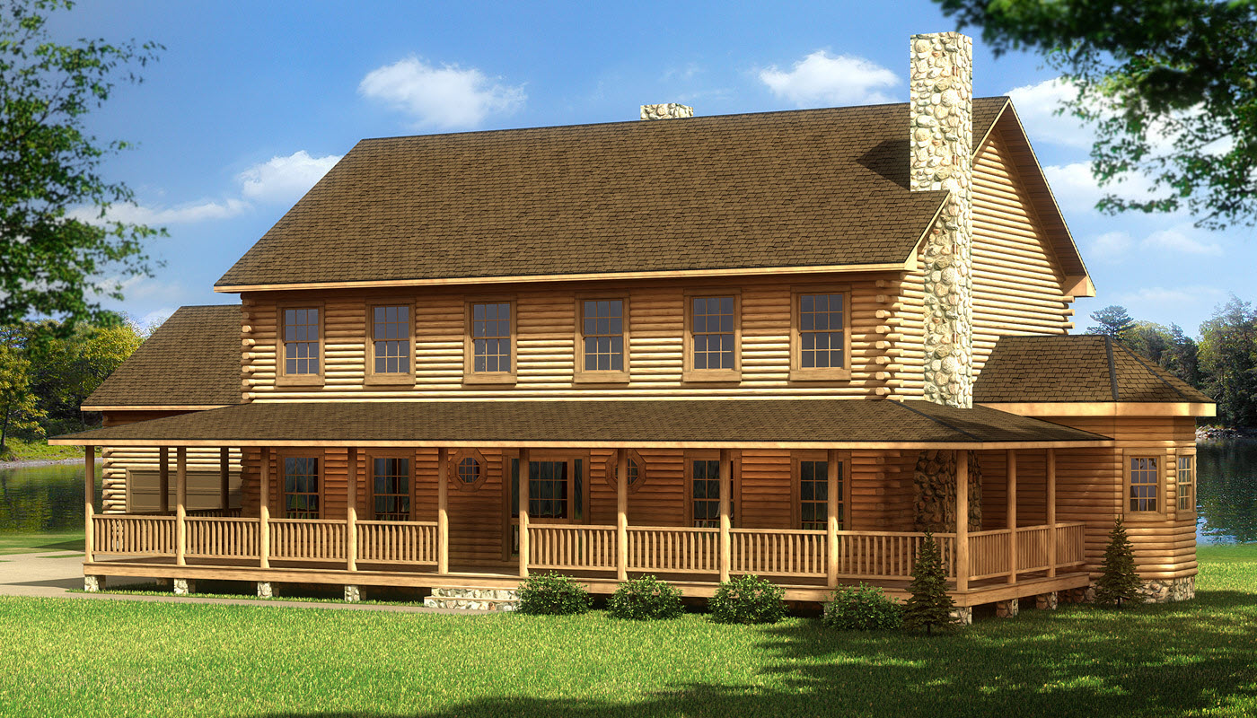 Floor Plans For Log Cabin Kits