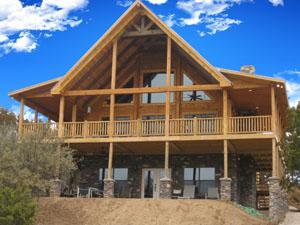 Log Cabin Kits Price Estimator Southland Log Homes