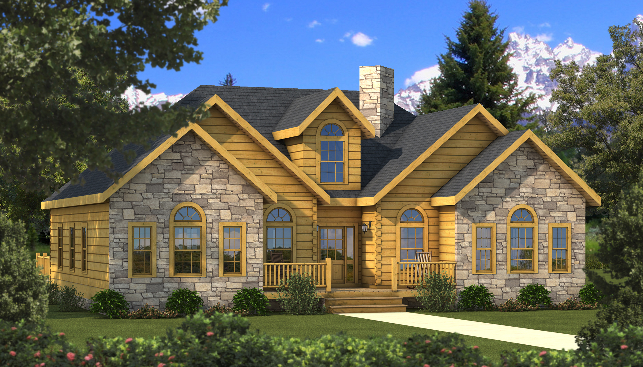 Halifax Plans Information Southland Log Homes