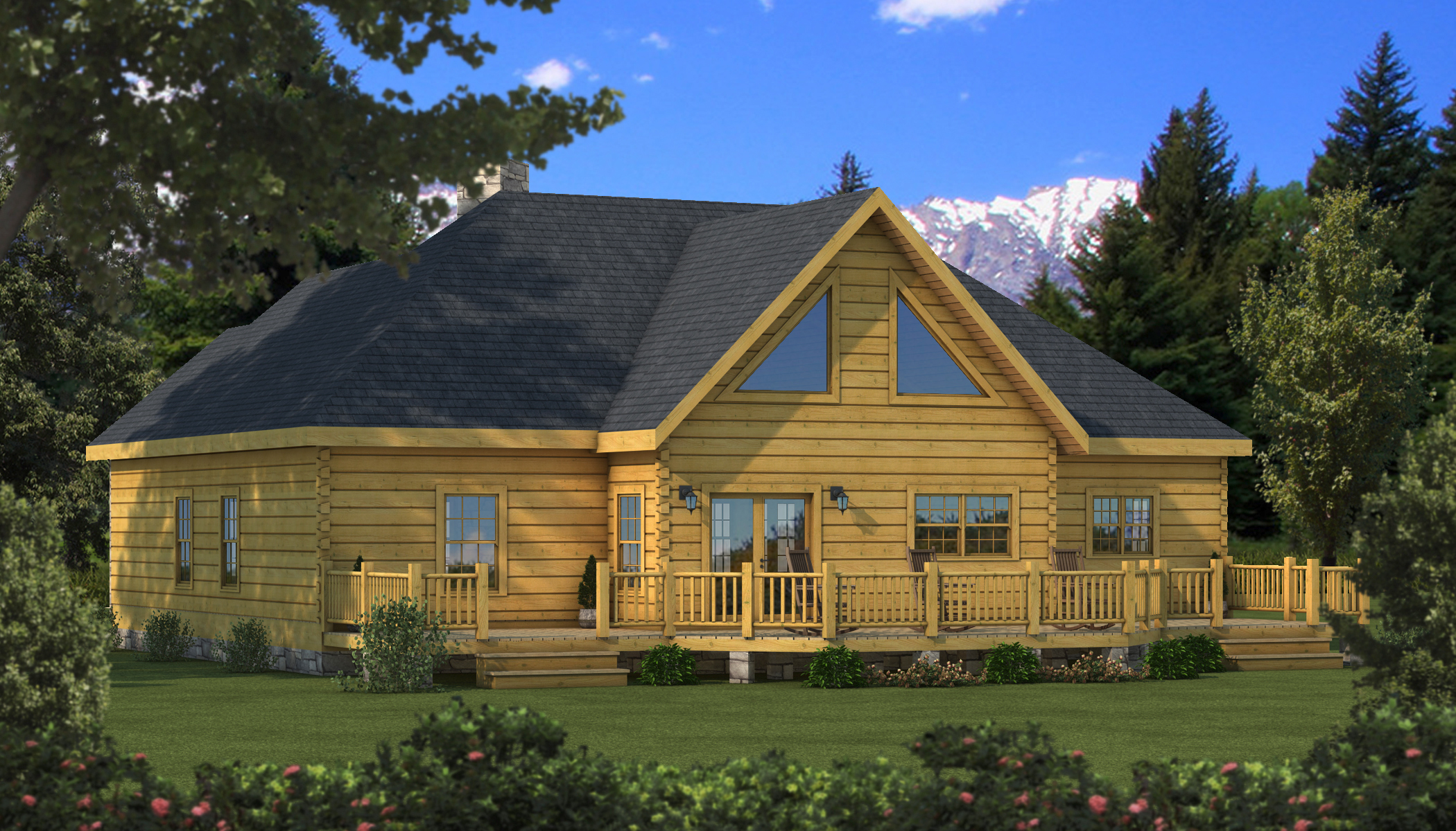Halifax plans information southland log homes Southland log homes