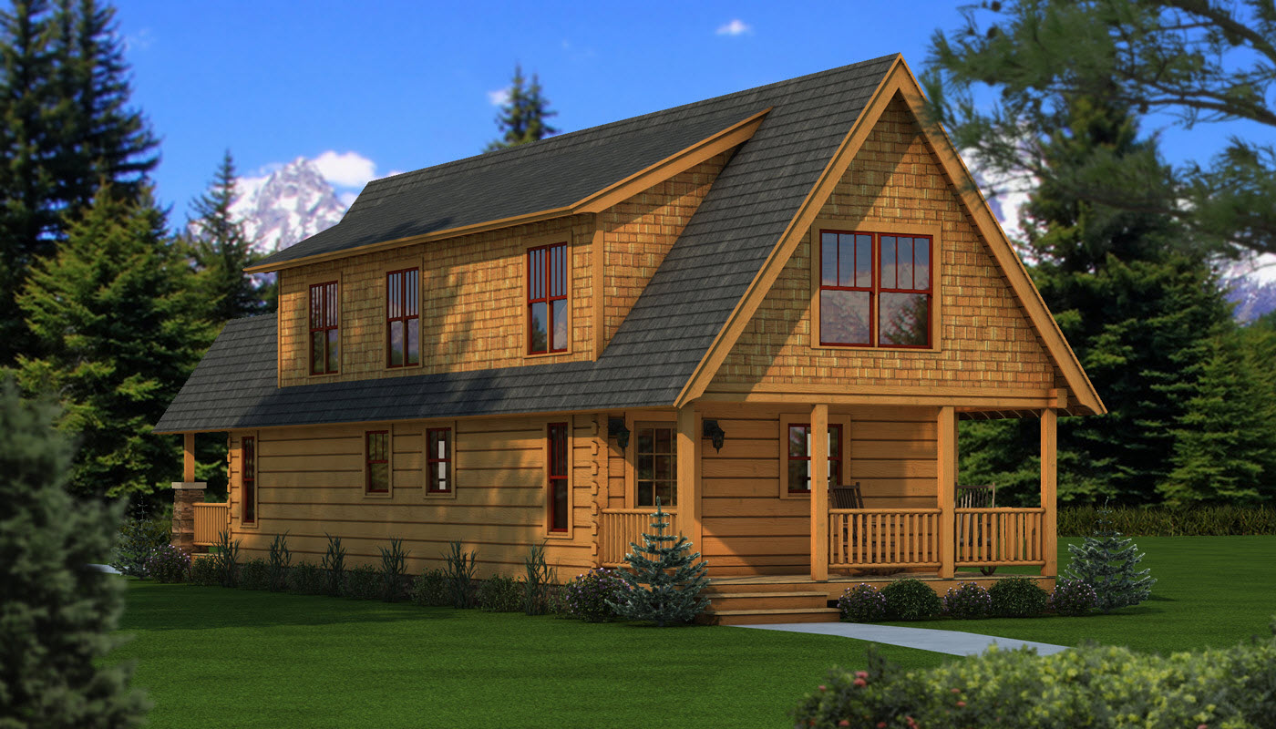 Haven Plans Information Southland Log Homes