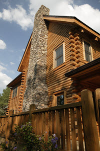 Southland Log Homes: Highland Log Cabin
