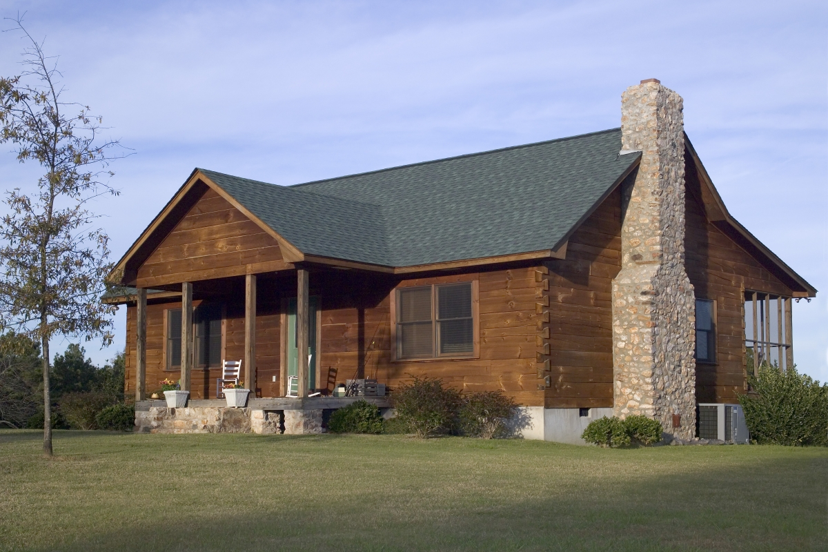Home on the Hill - Southland Log Homes