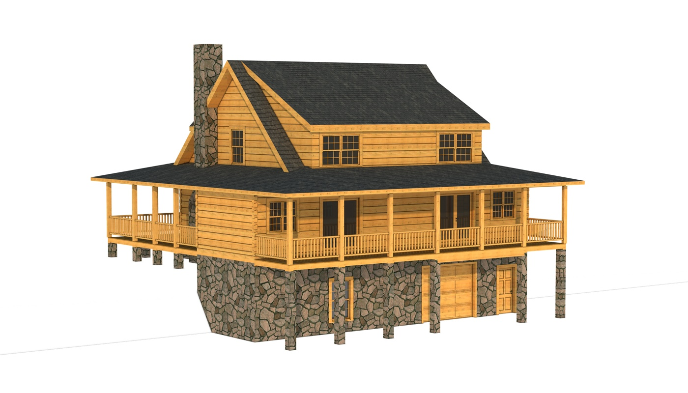 Mitchell Plans Information Southland Log Homes - Mitchell homes floor plans