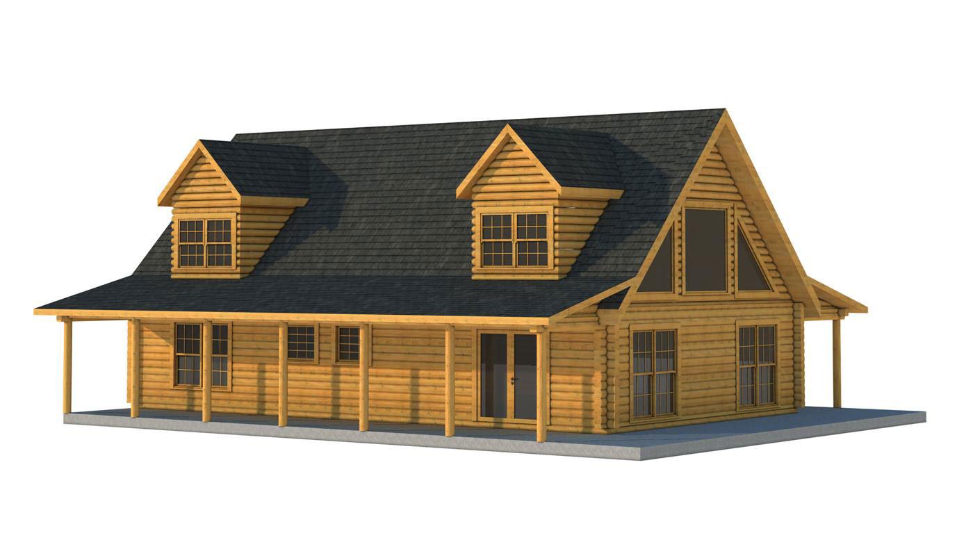 Regent Main Photo - Southland Log Homes