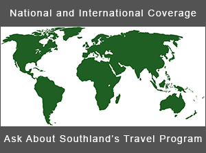 Southland - Coverage Map