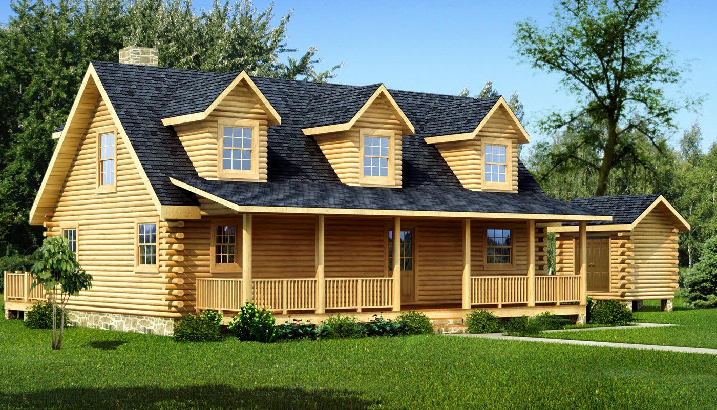 Super Greenwood II Main Photo - Southland Log Homes