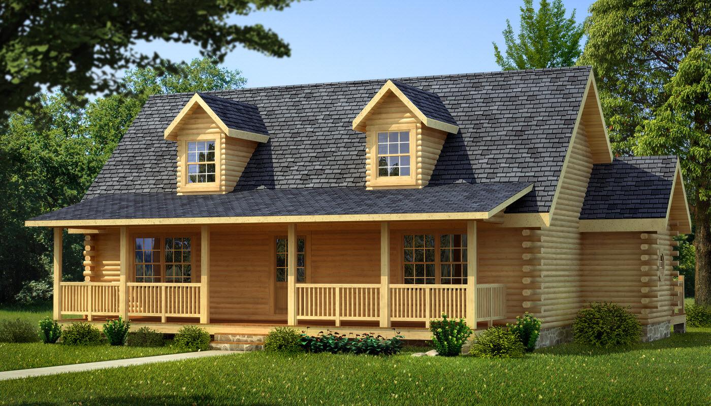 Super Greenwood I Plans Info Southland Log Homes