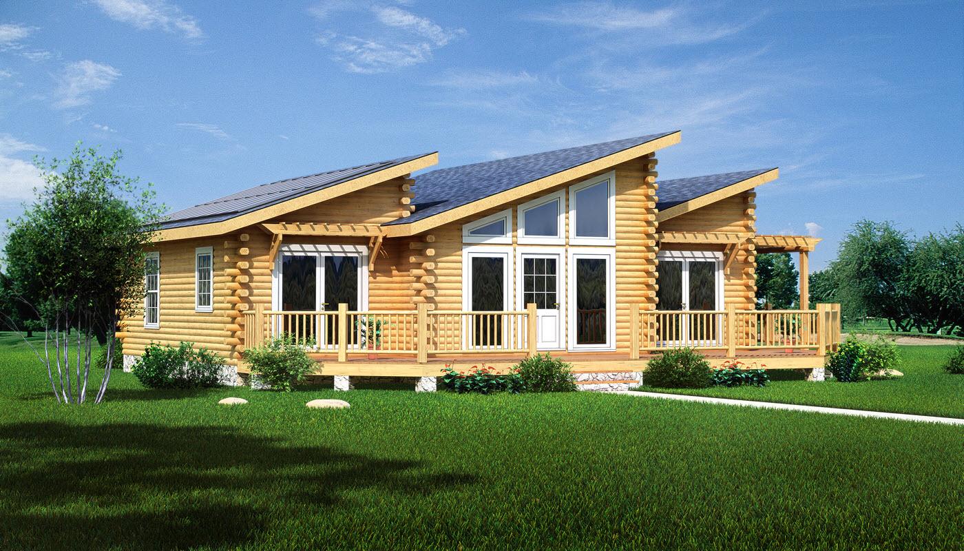 Sydney plans information southland log homes for Sydney home designs