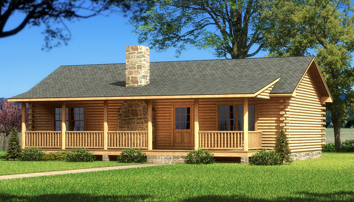 Vicksburg Main Photo - Southland Log Homes