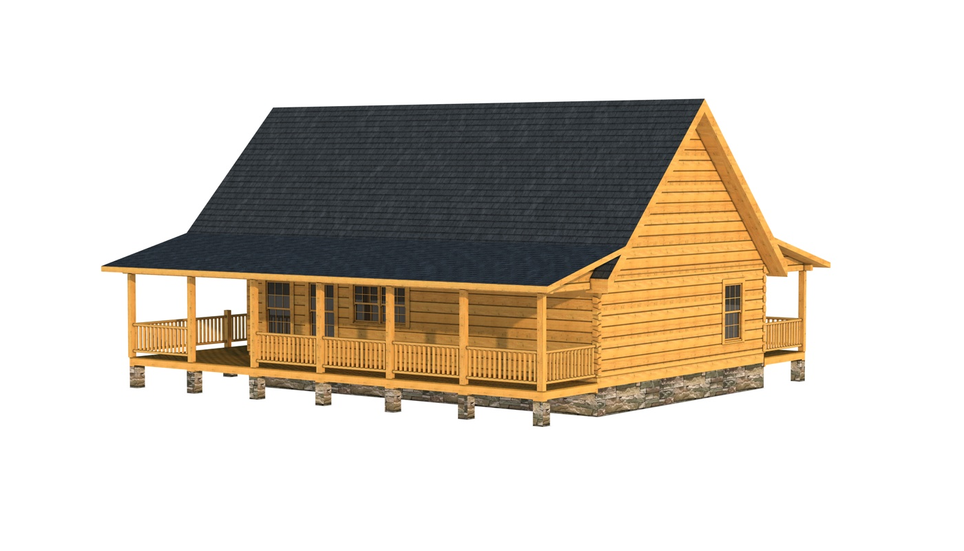 York Plans Information Southland Log Homes