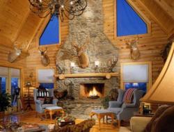 ... Southland Log Home Photos U0026 Pictures | Interior ...