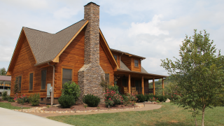 Southland Log Home Photos & Pictures | Abby 002