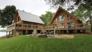 Southland Log Home Photos & Pictures | Rockbridge 2 021