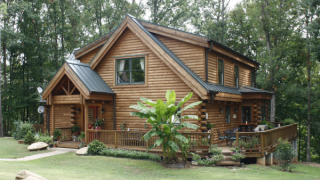 Southland Log Home Photos & Pictures | Newburn 001