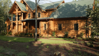 Southland Log Home Photos & Pictures | Highland 019