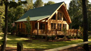 Southland Log Home Photos & Pictures | Rockbridge 001