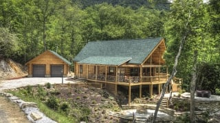 Southland Log Home Photos & Pictures | Bryson 021