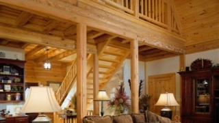 Southland Log Home Photos & Pictures | Interior 001