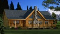 Adair Main Photo - Southland Log Homes
