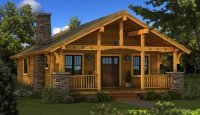 Bungalow Main Photo - Southland Log Homes