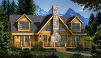 Grand Lake Main Photo - Southland Log Homes