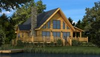 Rockbridge Main Photo - Southland Log Homes