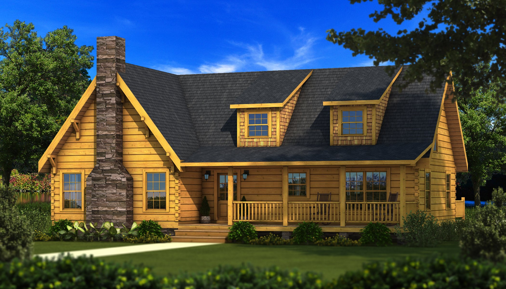 Abby Plans Information Southland Log Homes