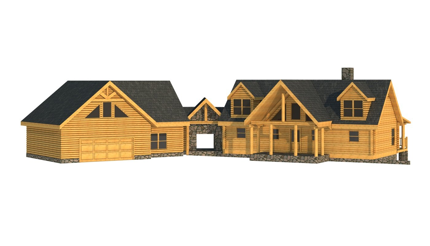 Anson Plans Information Southland Log Homes