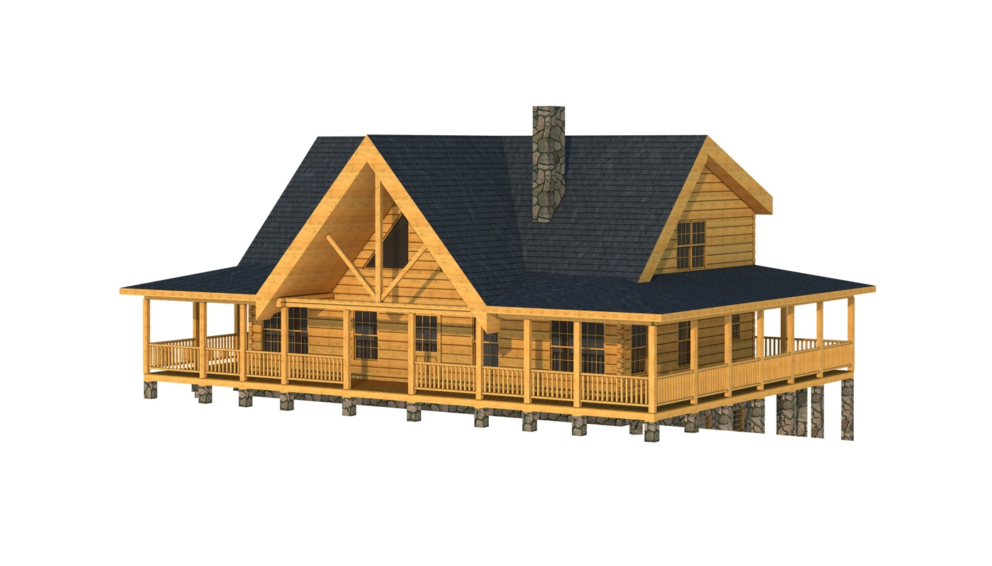 145 log cabin plans free download abbeville plans for Cabin design software free download