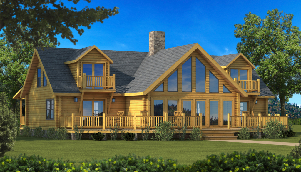 Chalmers_Rear_0-1024x585 Southland Log Homes House Plans on phoenix luxury homes, southland homes kitchens, southland custom homes, lake homes, southland homes layout, stone river rock homes, clearance on modular homes, kansas city homes,
