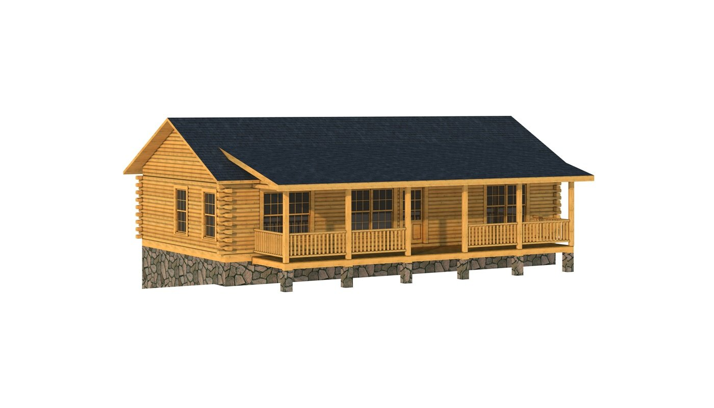 Green i plans information southland log homes for Green home plans