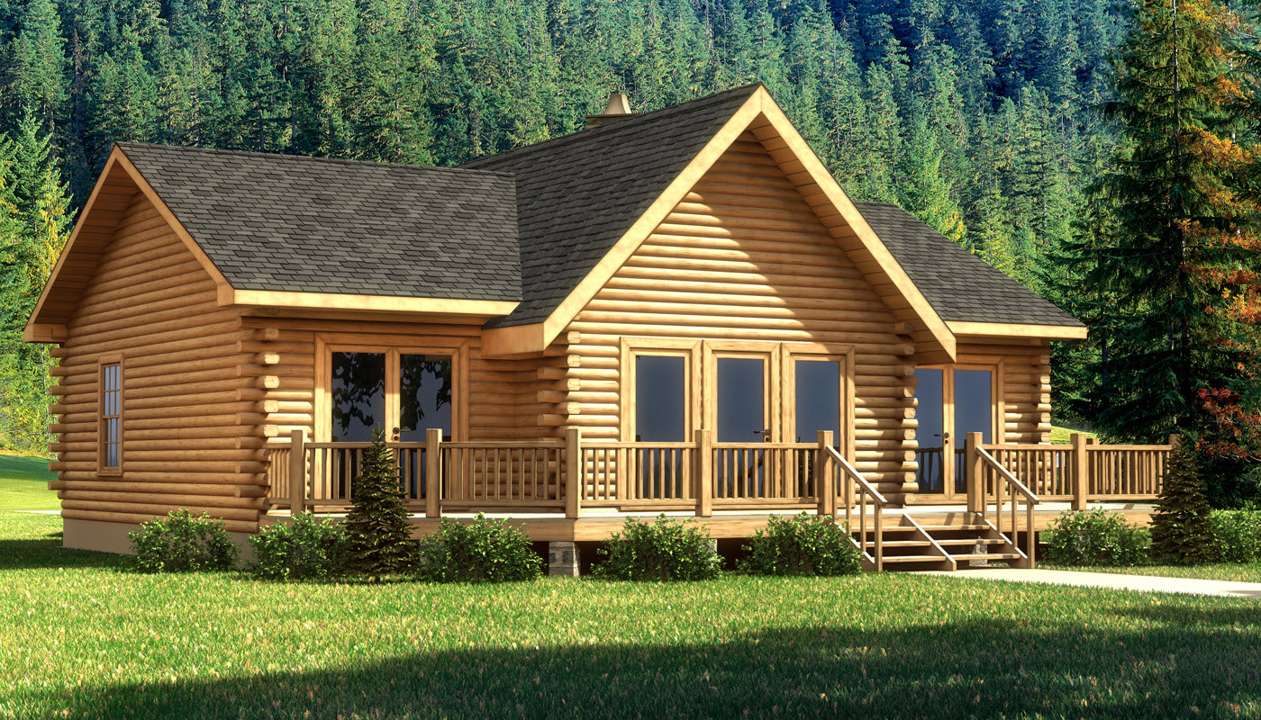 cabin home designs wateree iii plans amp information southland log homes 10883