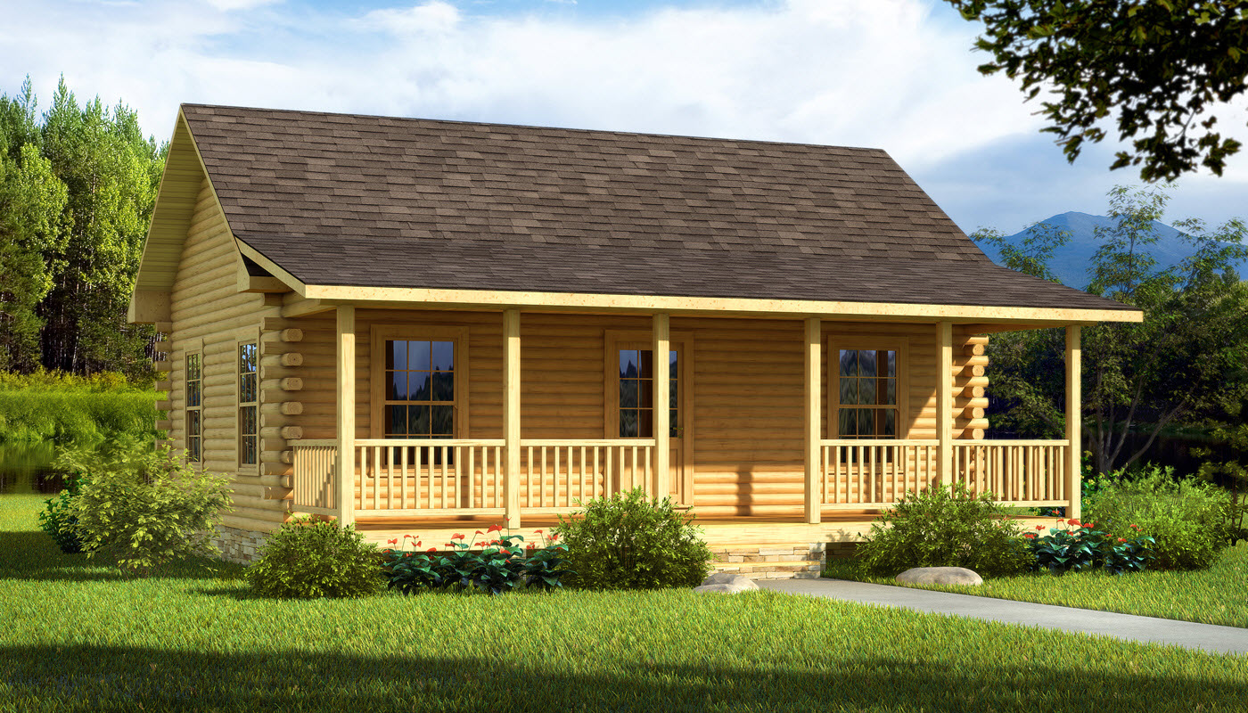 Willow creek plans information southland log homes for Willow creek designs
