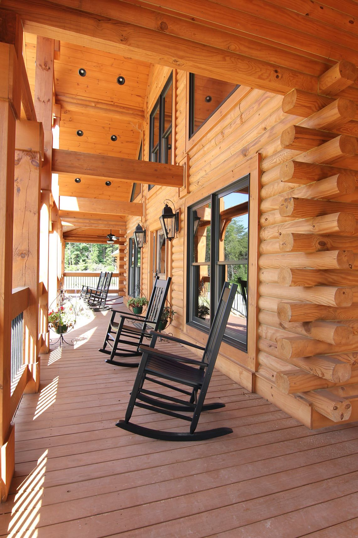 Small Lodge Plans