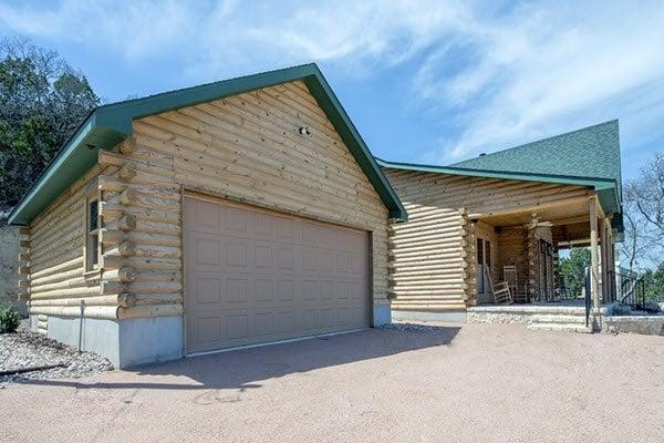 Log homes log cabin kits southland log homes for 24x24 cabin kit
