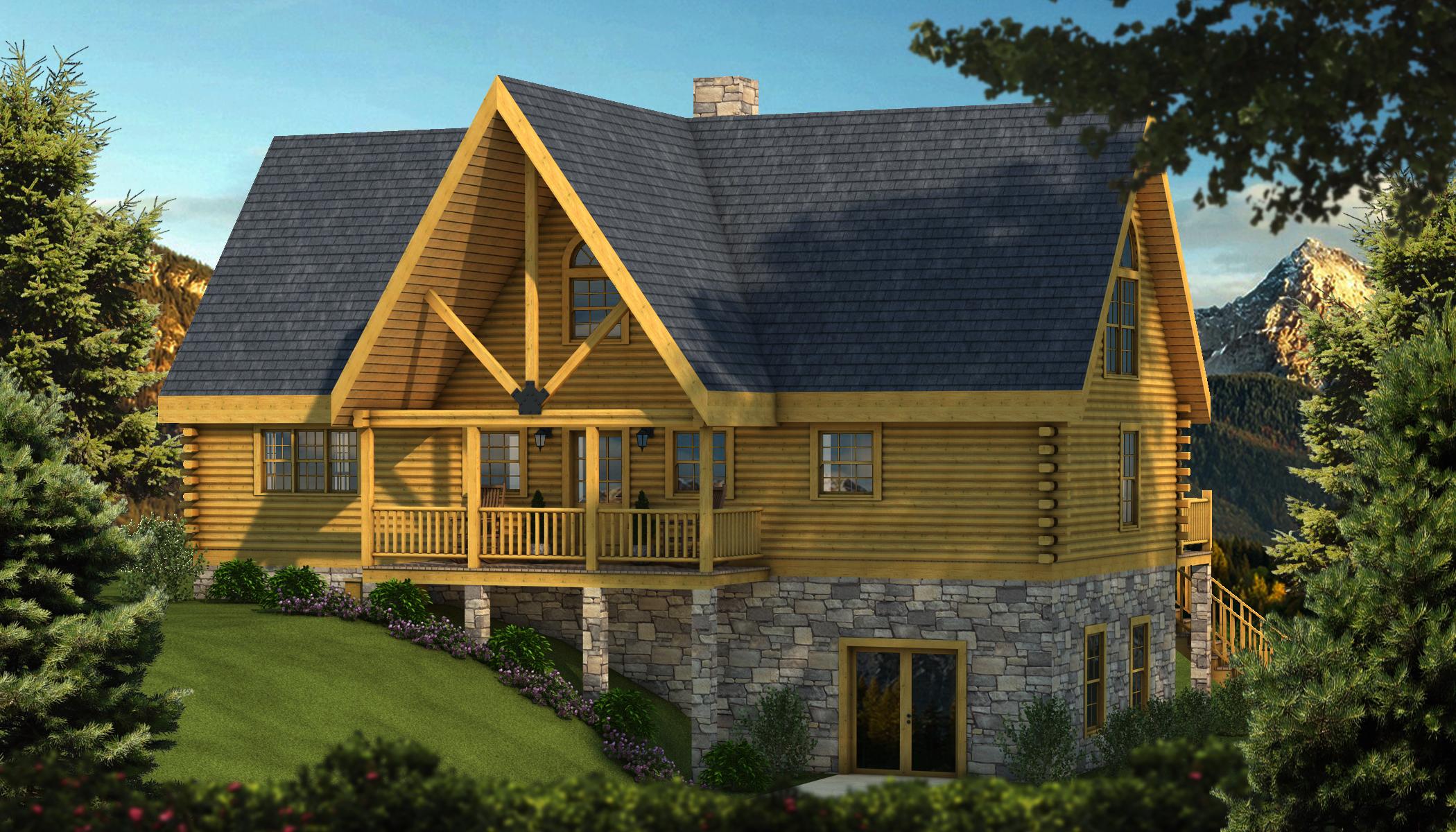 Adirondack house plans escortsea for Adirondack house plans