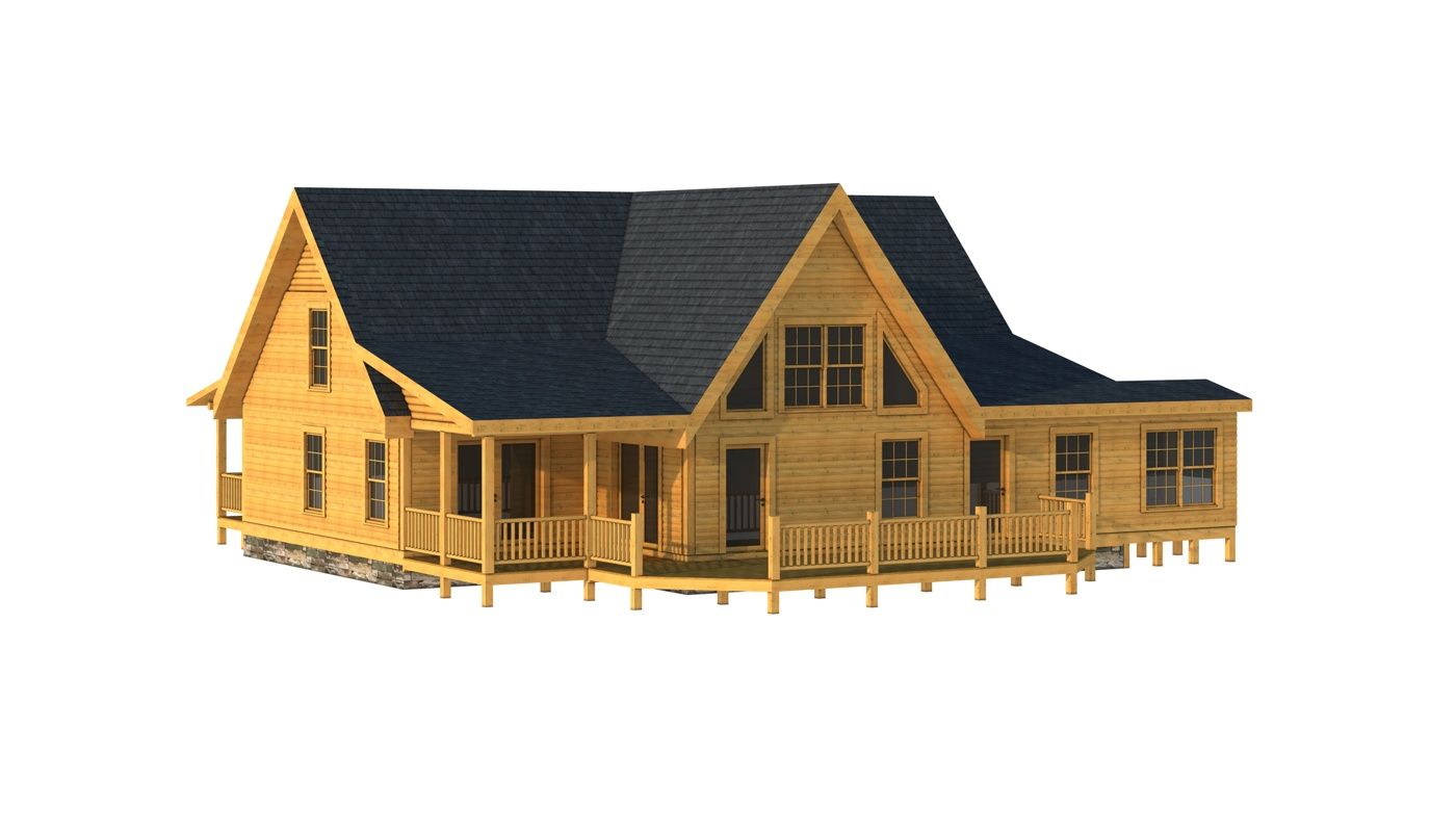 Avery Plans Information Southland Log Homes