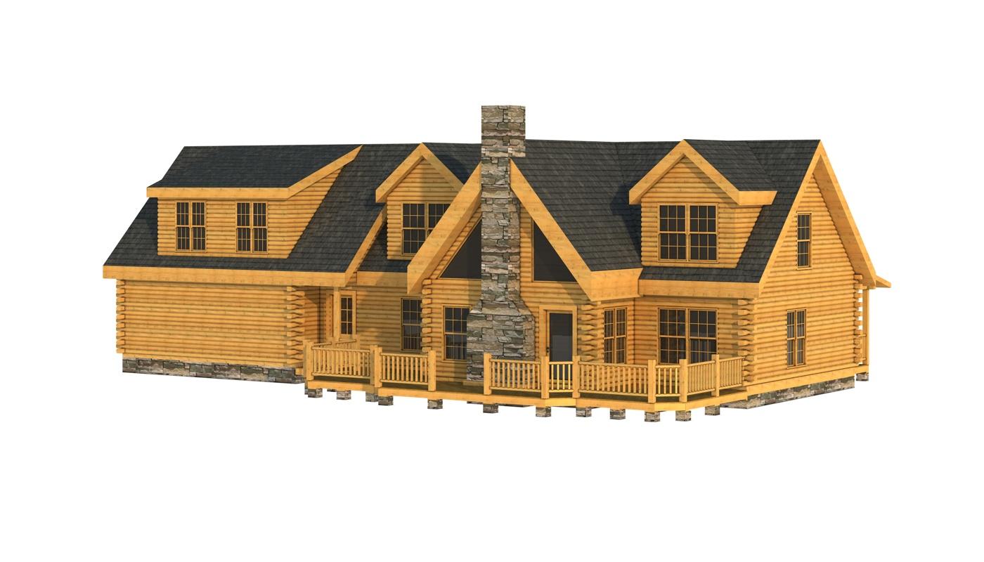 Ballard plans information southland log homes for Ballard house