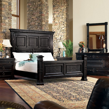 {Bernhardt's Carmel Highlands Bedroom}