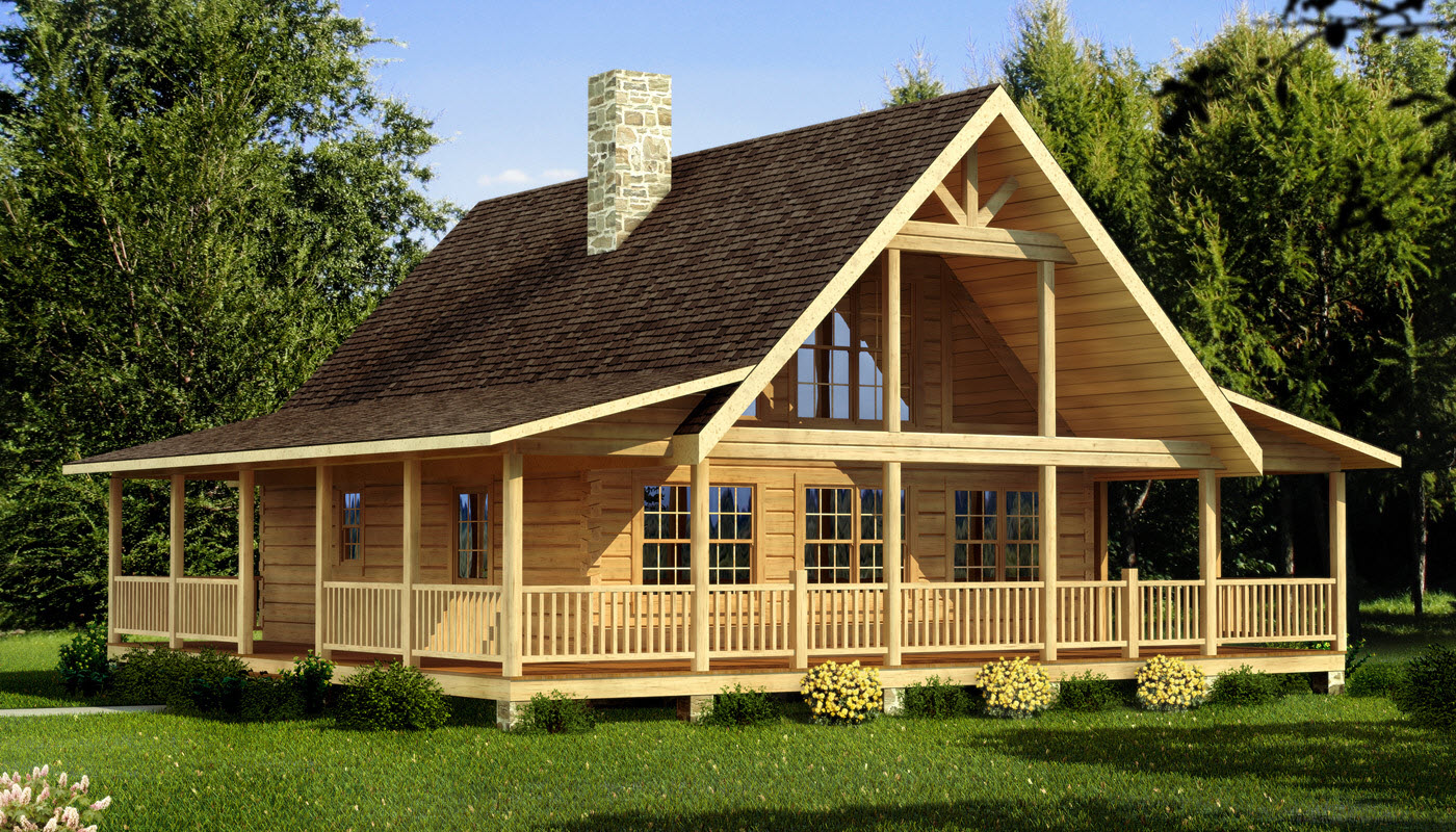 Carson Plans & Information Southland Log Homes