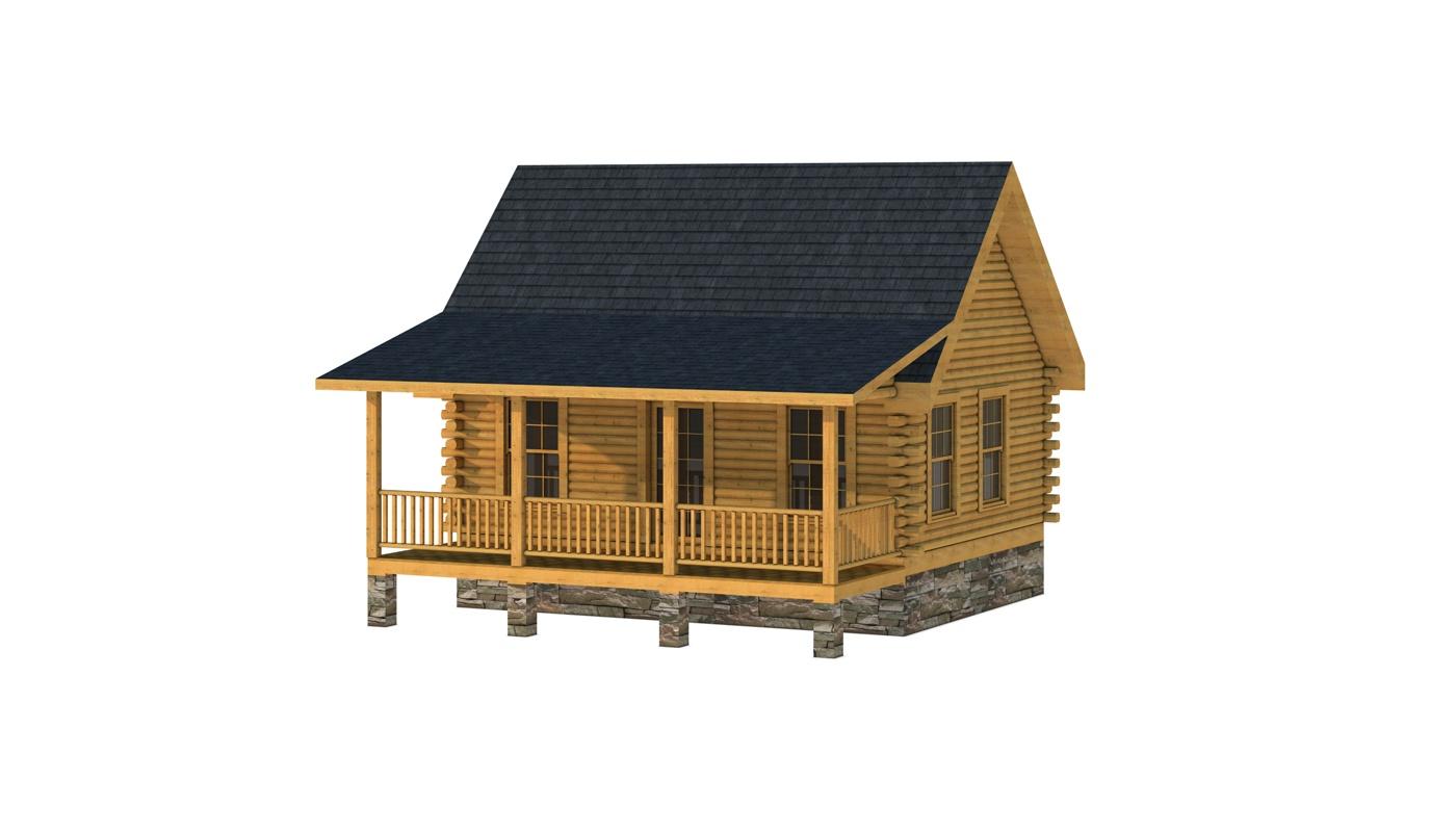 Crittenden plans information southland log homes for Log homes designs
