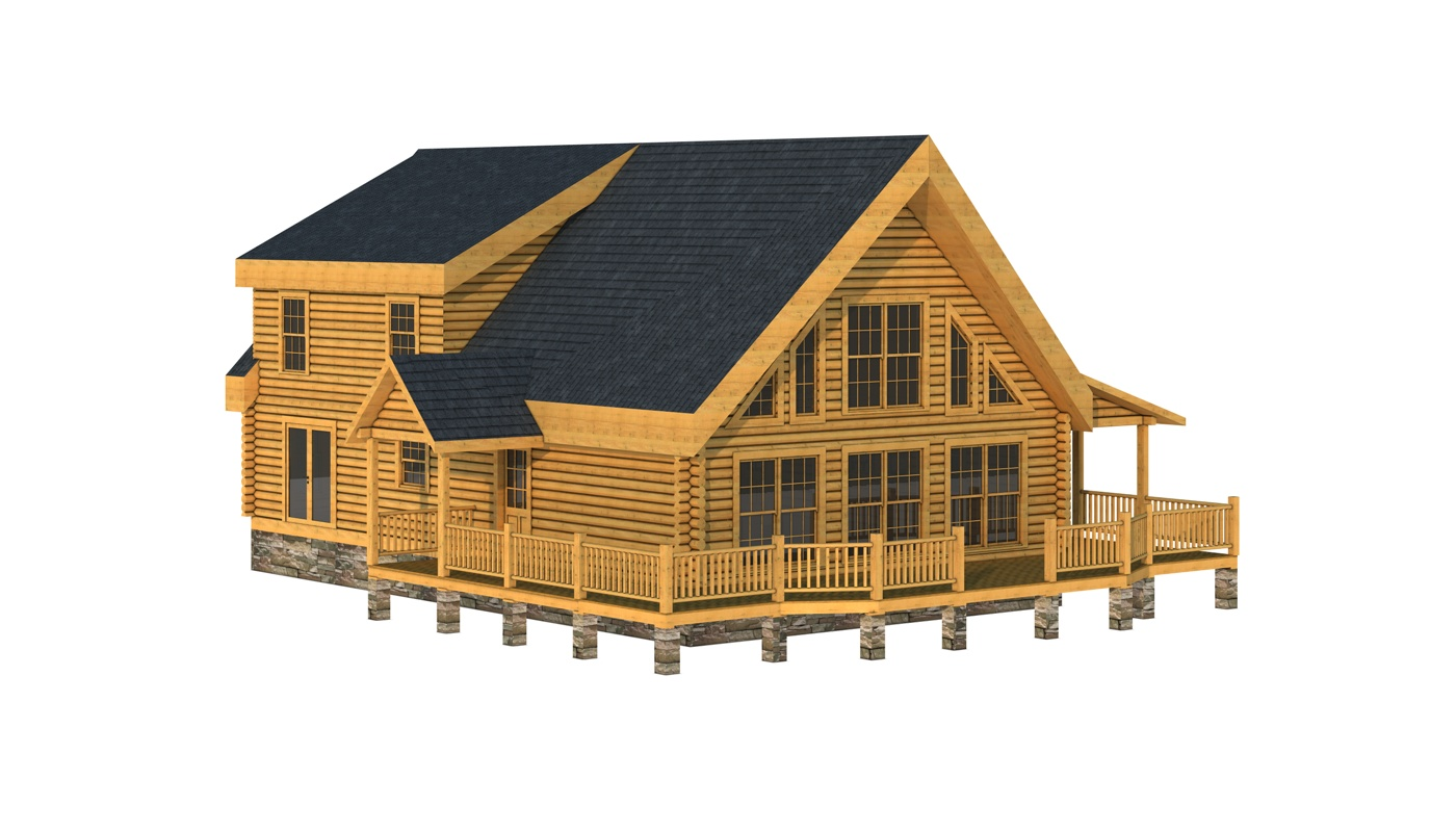 Dallas Plans Amp Information Southland Log Homes