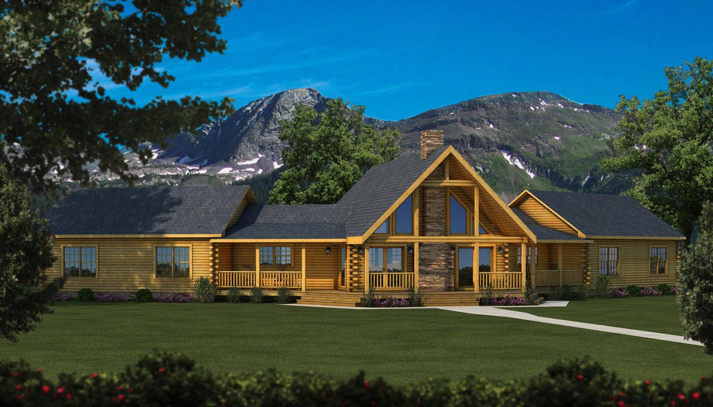 Jackson Plans Amp Information Southland Log Homes