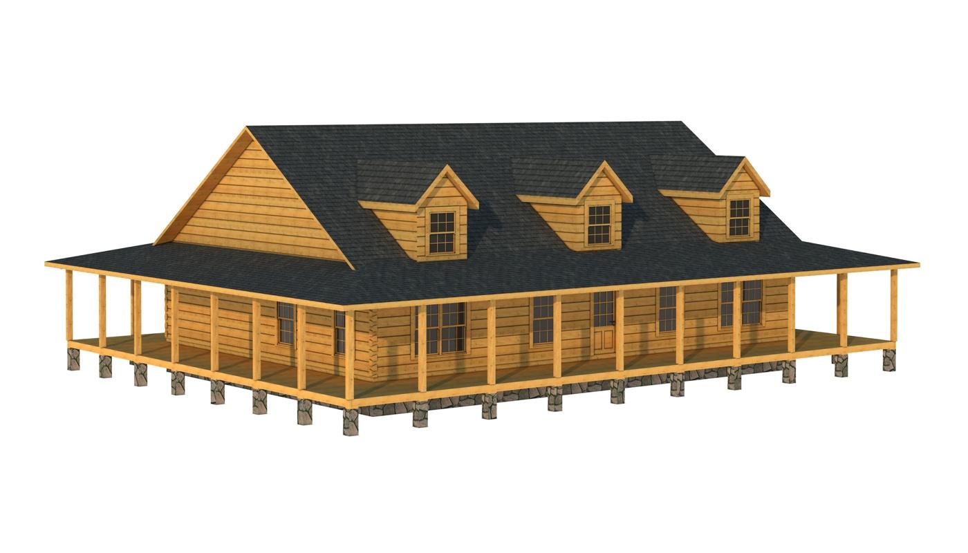 Wilson Plans & Information Southland Log Homes Log