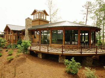 Southland Log Homes Corporate Office Building